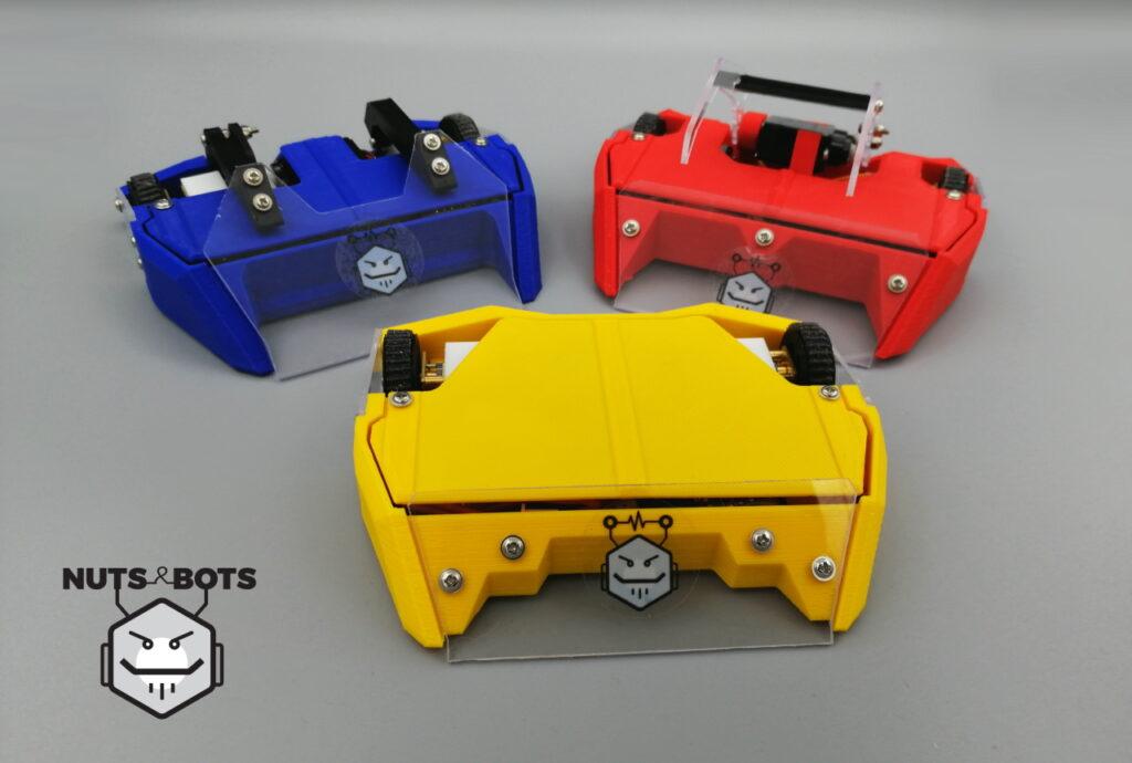 Nuts & Bots kits!